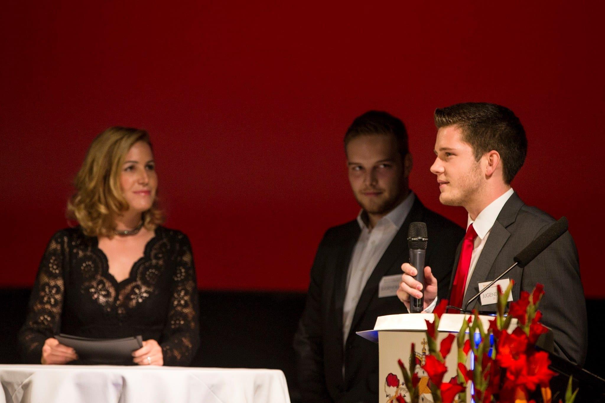 Jungbürgerfeier 2014