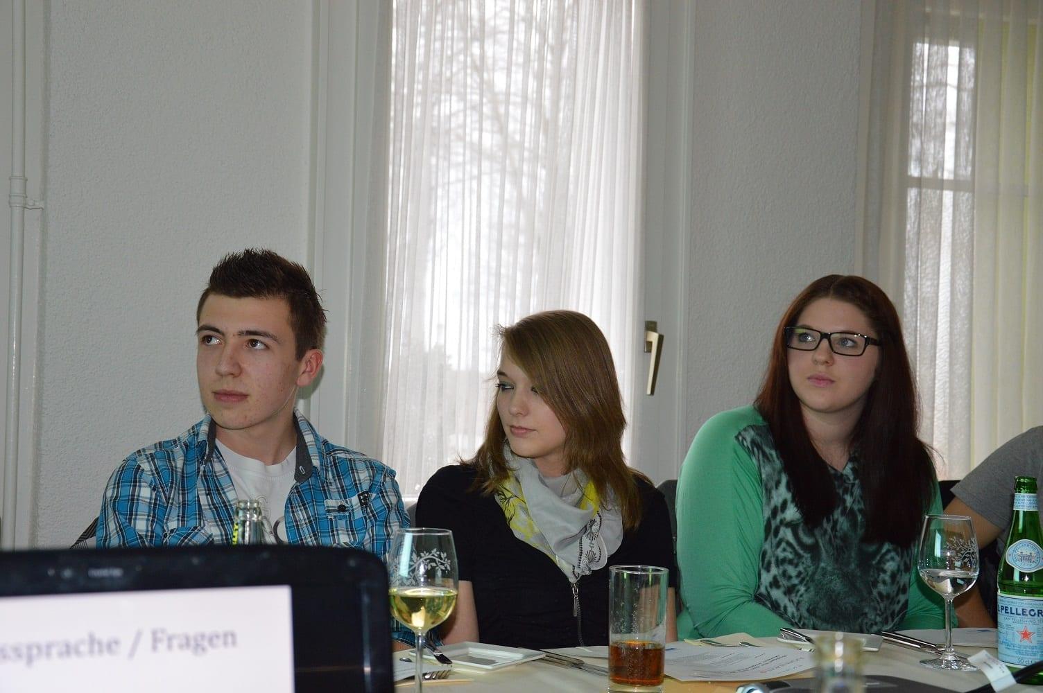 1. Generalversammlung 2013